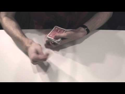 This Card Shark Is A Real Pro At Shuffling