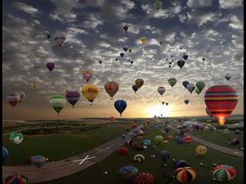 owl city-Hot Air Ballon