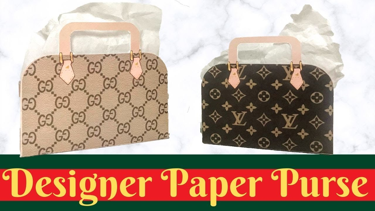 Purse gift bags
