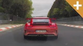 New Porsche 911 Gt3 Rs Vs 911 Gt3: Nürburgring Hot Lap - Carfection +