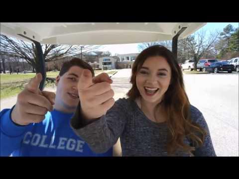 UAH SGA Golf Cart Karaoke