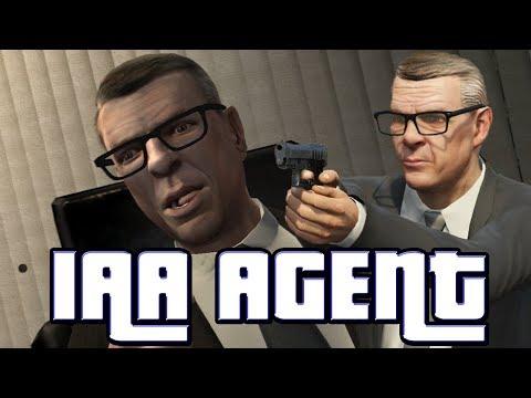 United Liberty Paper contact/IAA Agent (GTA IV and GTA V)