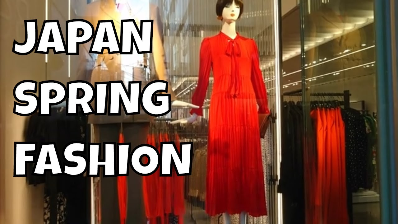 JAPAN SPRING FASHION 2019 HAUL 1