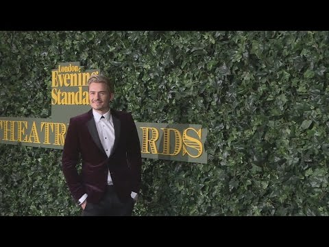 Orlando Bloom and Prince William attend Evening Standard Theatre Awards