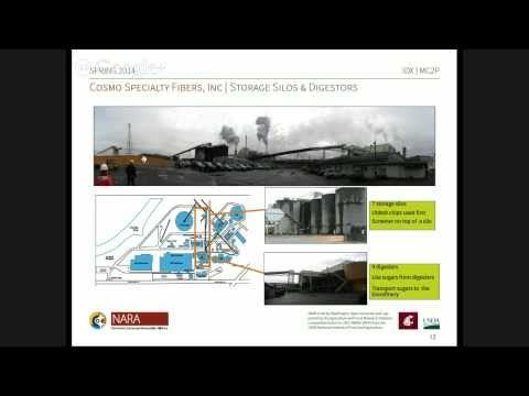 IDX Presentation - Integrated Biorefinery - Cosmo Specialty Fibers