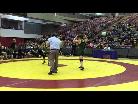 2015 Canada West Championships: 55 kg Vicki Busch vs. Farah Taj