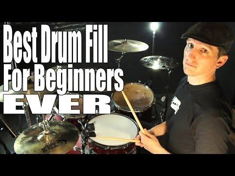 DRUM FILLS: Best Beginner Drum Fill Ever