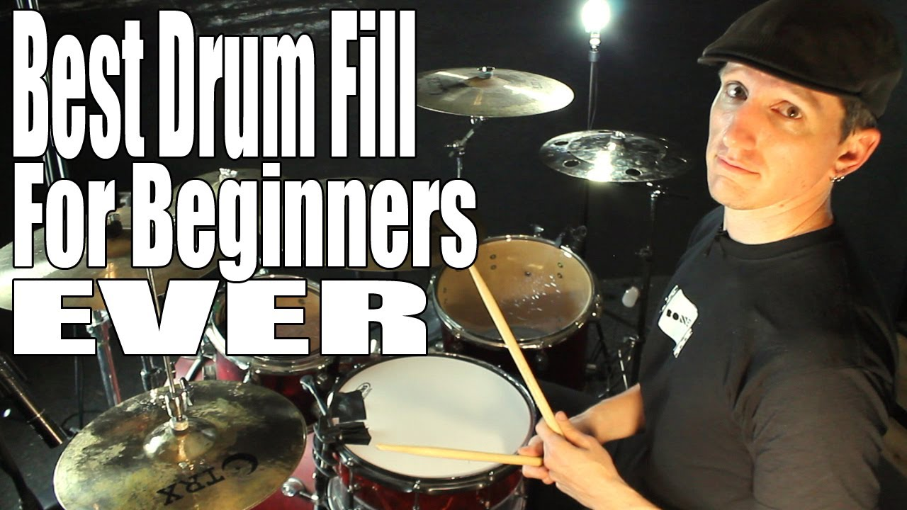10 Drum Fills Every Drummer Should Know - Drum Lesson ...