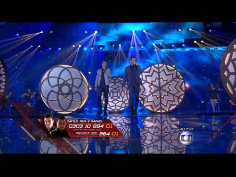 The Voice Brasil - Danilo Reis e Rafael se apresentam na Final