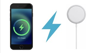 Apple MagSafe Charger Test | iPhone SE Battery Charging Speed Test | Slower than Expected Charging