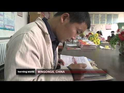 euronews learning world - Education bridging rural-urban divide