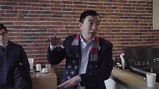 A Mindset of Scarcity | Andrew Yang for President