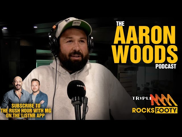 Aaron Woods Opens Up On The 2021 NRL Season & Sledges His Teammates Along The Way   Triple M