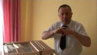 2011 Noutati in apicultura Bio Stup Ioan Ursu stationar Prezentare generala cu ultimile imbunatatiri