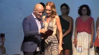 Jessica de Diego ganadora del Premio al Mejor Diseñador Novel en CYL Fashion Week 2014