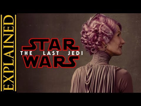 Vice Admiral Holdo: Everything We Know So Far
