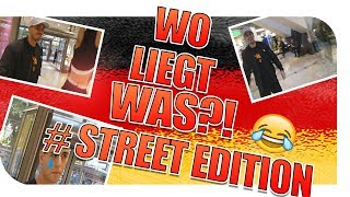 WO LIEGT WAS?! CHALLENGE! | Street Edition