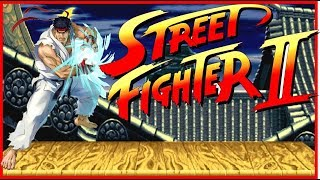 LIVE: STREET FIGHTER 2 THE WORLD WARRIOR