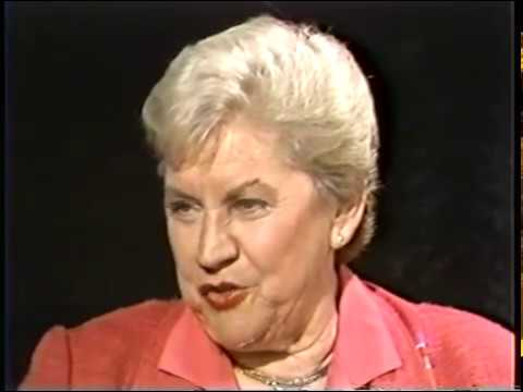 Maxene Andrews, Kim Criswell--Rare 1986 TV Interview, Andrews Sisters, Cats
