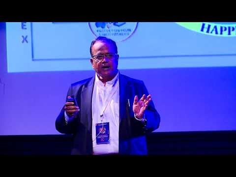 Using Blockchain to fight corruption | J.A. Chowdhary | TEDxLavelleRoad