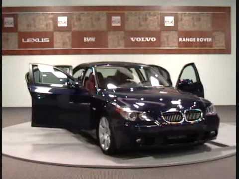 BMW Series YouTube - 2007 bmw 535