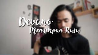 Gambar cover cover Devano - Menyimpan Rasa