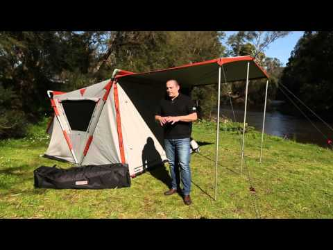 EPE SPEEDY EARTH TENT FEATURES