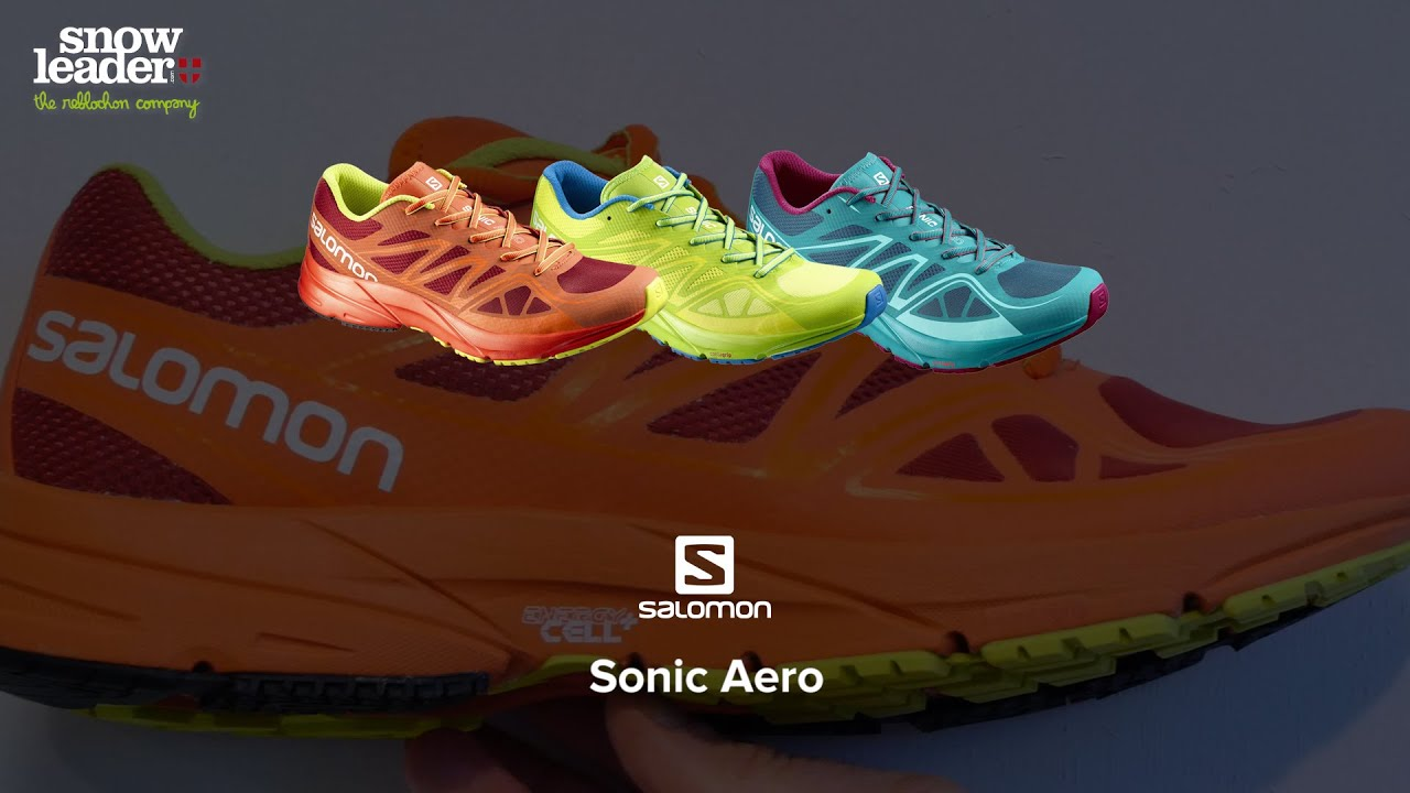 Salomon : Sonic Aero Chaussure de running