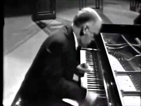 Sviatoslav Richter - Ravel - Jeux d'eau