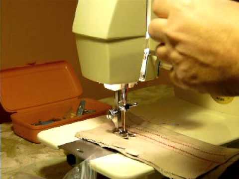 NICE ELECTROGRAND 4040AMP CAM SEWING MACHINE YouTube Impressive Electro Hygiene Sewing Machine