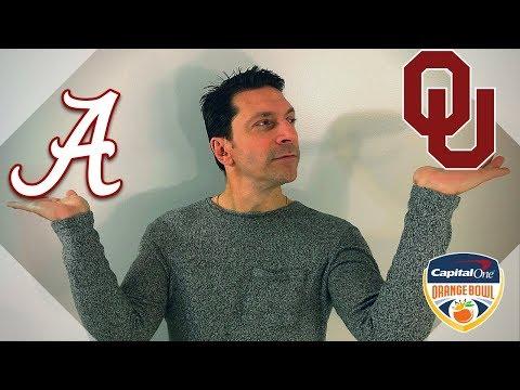 Oklahoma Sooners vs Alabama Crimson Tide / HOW CAN THE SOONERS DO IT?