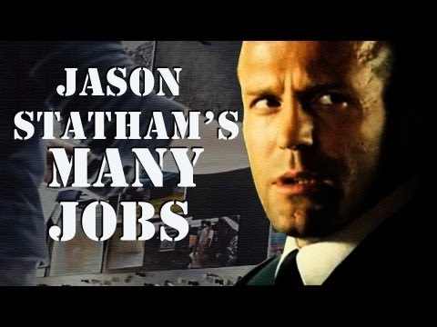 Jason Statham's Many Jobs - Supercut