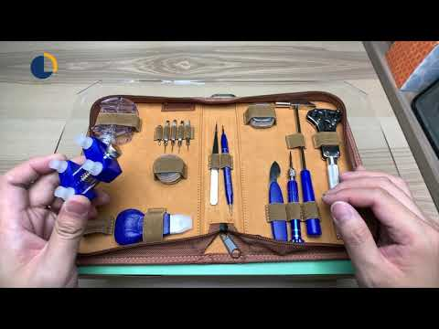 How To Choose Your First Watch Tool Kit