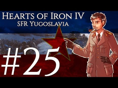[25] Hearts of Iron IV - SFR Yugoslavia - Nuclear Project 'Bosna'