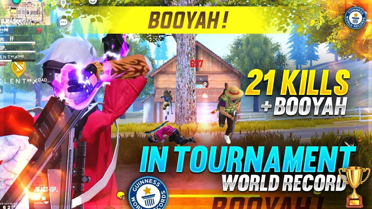 World record 😱 21 kills in Tournament | we won the female youtubers tournament 😭❤️