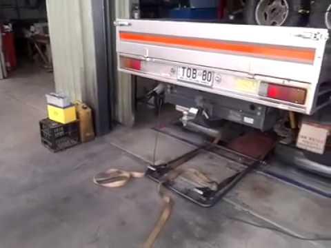 GTurbo HDJ79 Dyno Test