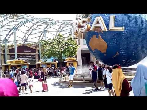 Universal Studios Singapore - Globe