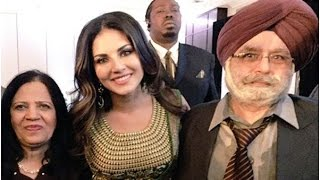 Sunny leone parents's shocking reaction after becoming porn star