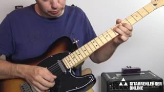 Test: Fender Deluxe Nashville Tele 2CSB