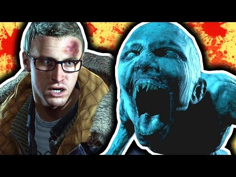 MONSTERS & DEATH! - Until Dawn