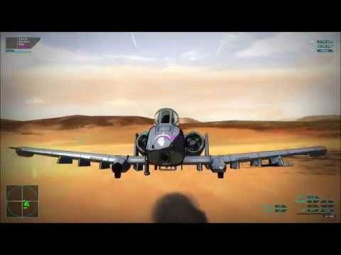 Vector Thrust Challenge Let's Play Episode 15 (A-10C,F-16 SCAMP,F-4D,F-15J Kai+(Skirmish))