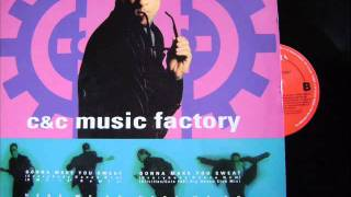 C+C Music Factory  - Gonna make you Sweat (DMC remix)