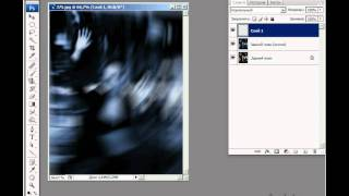 Photoshop - Эффект диско (урок 36)