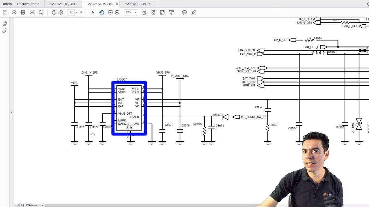 Aprende a leer Diagramas Esquemáticos Electrónicos
