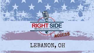 RSBN Crew Trump Rally Eve LIVE From Lebanon, OH 10-11-18