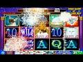 Kitty Glitter Bonus Max Bet - Slot Machine Bonus Round!