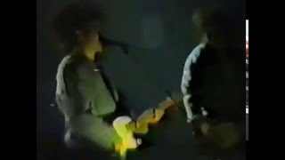 The Cure - Other Voices - London 1986