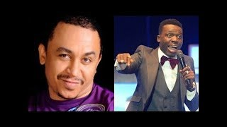 Akpororo Attack Daddy Freeze On Tithe Live On Stage