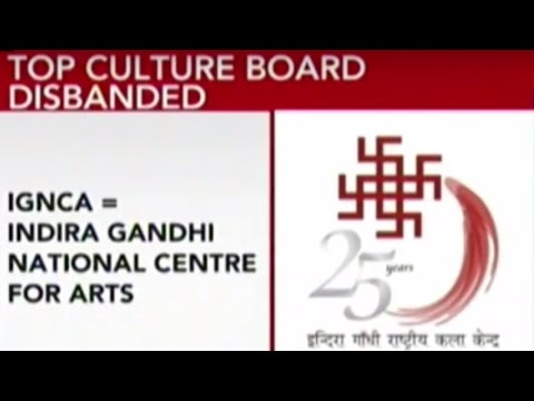 IGNCA Board Dissolved by Cultural Ministry