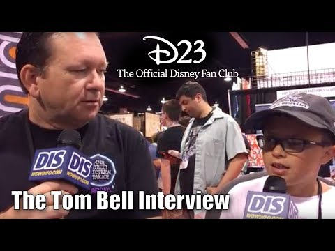 Tom Bell D23 Interview